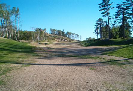 Semence golf, fairway, semeuse, sursemoir, dégâts gel