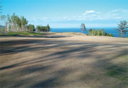 Ensemencement golf, fairway, semeuse, sursemoir, végétalisation uniforme